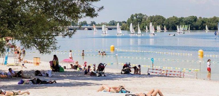 Pour se baigner, les Bordelais pourront aller à Floirac et au Lac