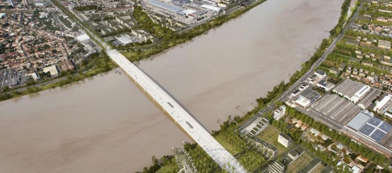 Un à trois ans de retard dans la réalisation du pont Simone-Veil