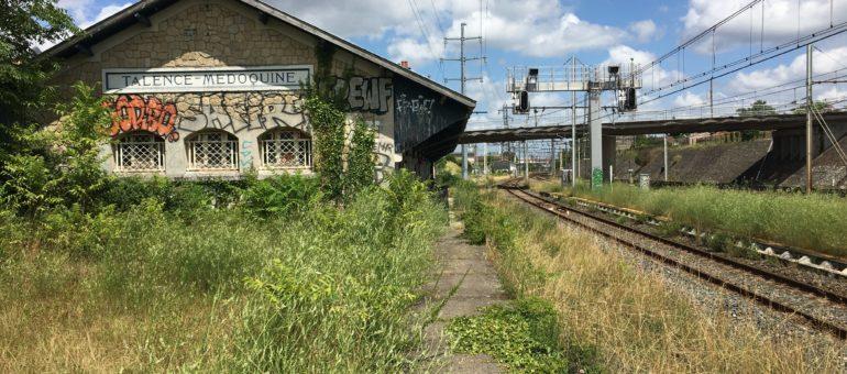 Vers une réouverture de la gare de la Médoquine en 2021 ?
