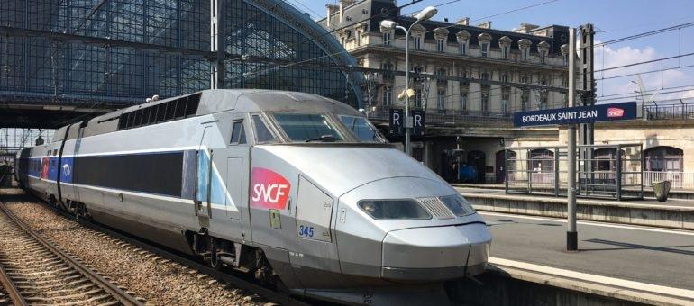 LGV Bordeaux-Paris : une première année qui donne des ailes