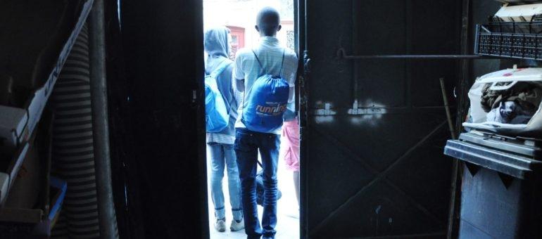 Fermeture du squat La Ruche après la prise en charge de ses mineurs isolés
