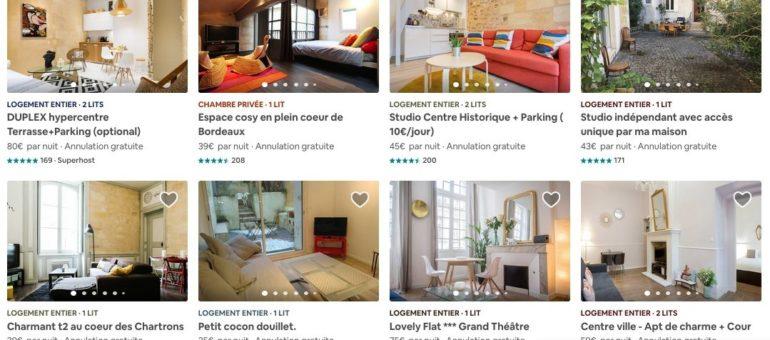 Le contrôle des loueurs Airbnb va-t-il payer à Bordeaux ?