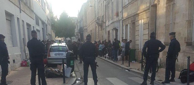 Le squat du Bootleg évacué, des dizaines de personnes à nouveau à la rue