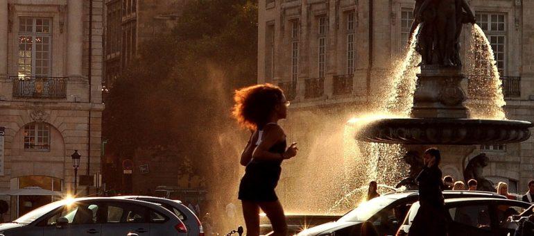 La température moyenne a grimpé de près d'un degré depuis 1900 à Bordeaux