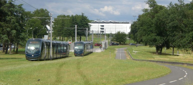 Tramway : une ligne «ceinture et bretelles» pour Gradignan ?