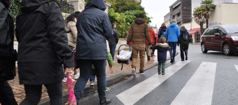 Avant la trêve hivernale, expulsions et coupures d'électricité à la Cité Thorez à Bègles