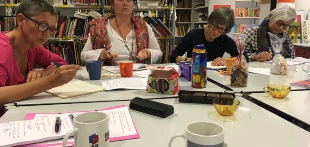 Les ateliers d'écriture de Bordeaux au banc d'essai