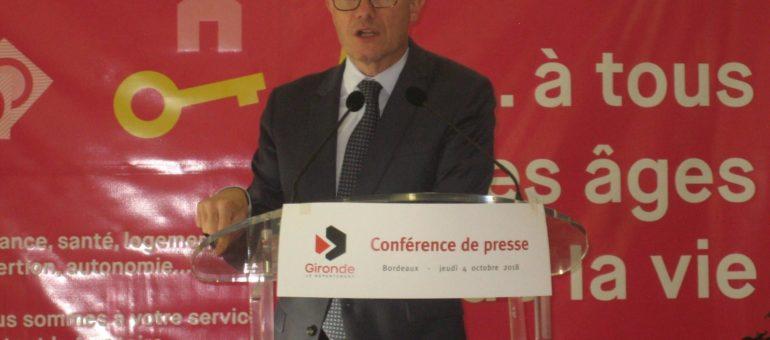Jean-Luc Gleyze : «Je suis un Girondin farouche, pas un Gaulois réfractaire»