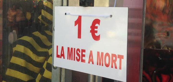 «La mise à mort» à la fête foraine de Bordeaux soulève l'indignation