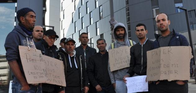 Ces ouvriers qui s'écrasent sur les chantiers de la métropole bordelaise