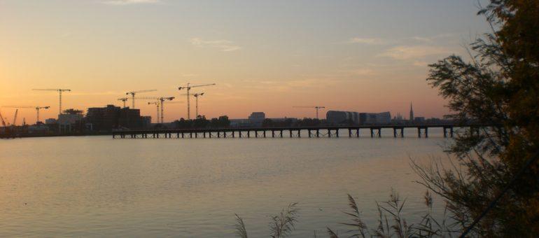 Près de trois ans de retard pour le pont Simone-Veil