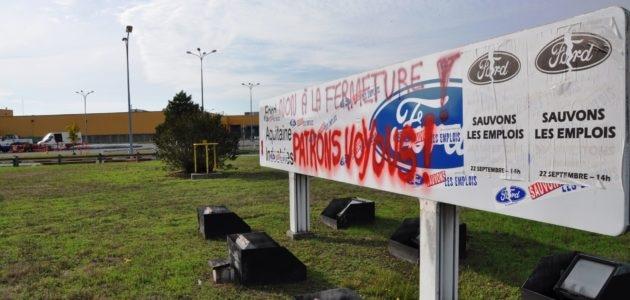 «Insomnie», la nouvelle d'Hervé Le Corre pour «Ford Blanquefort Même pas mort»