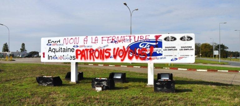 Ford rejette la nouvelle proposition de Punch pour l'usine de Blanquefort