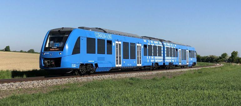 Le train à hydrogène en Nouvelle-Aquitaine, ça n'est pas pour demain
