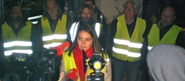 Les gilets jaunes de Gironde choisiront leurs revendications par un vote en ligne