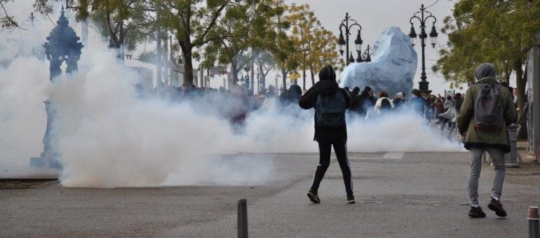 Policiers et lycéens ont rejoué le siège de Stalingrad
