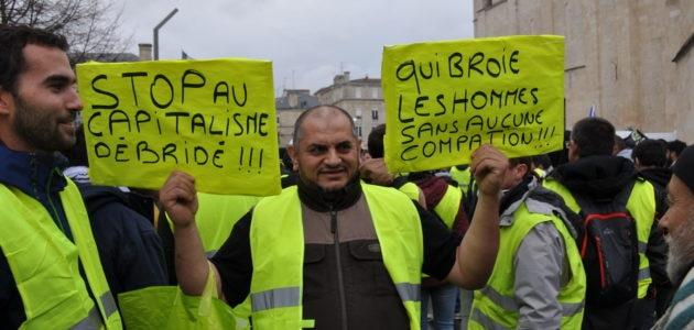La préfecture dément le blocage à la gare de Bordeaux des Gilets jaunes en partance pour Paris