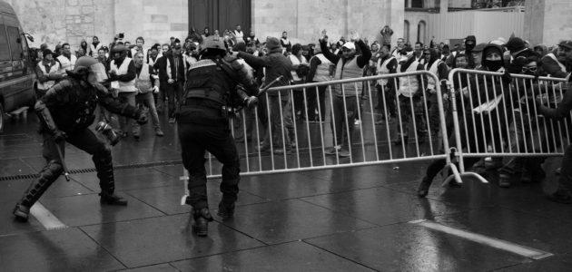 Gilets jaunes : que s'est-il exactement passé le 1er décembre à Bordeaux ?