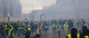 Les Gilets jaunes bannis de Pey Berland, le préfet de Gironde muté à Paris