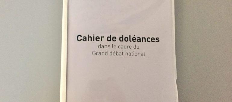 Grand débat : ces maux inscrits sur les cahiers de doléances à Bordeaux Métropole