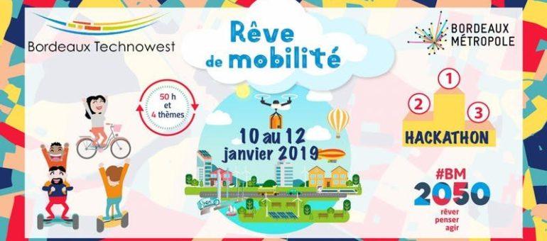 10 au 12 janvier : Bordeaux Métropole «rêve de mobilité»