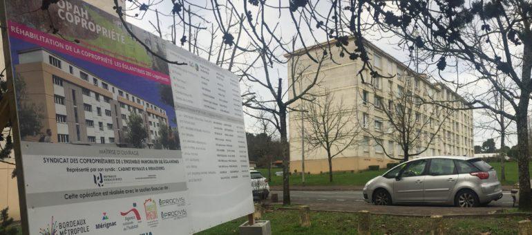 Le quartier du Burck, «copro» dégradée à Mérignac, va être réhabilité
