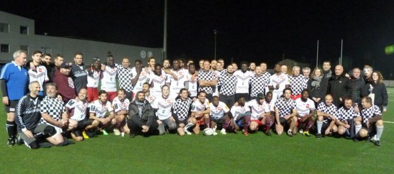 Ovale citoyen, quand le rugby joue à l'ouverture pour les réfugiés