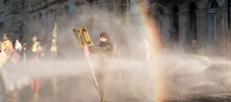 Gilets jaunes : toujours une forte mobilisation pour l'acte 15 à Bordeaux