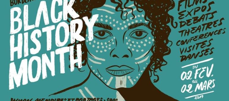 2 février – 2 mars : Le Black History Month commémore la culture africaine