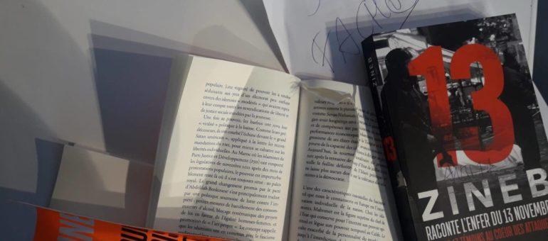 Mais que fait une dessinatrice bordelaise dans l'affaire du stand saccagé d'un éditeur à  Bruxelles ?