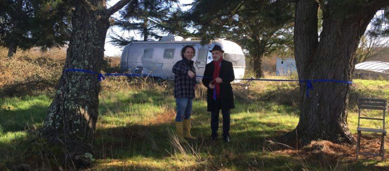 La Ferme de la Glutamine, un coworking agricole encore très virtuel