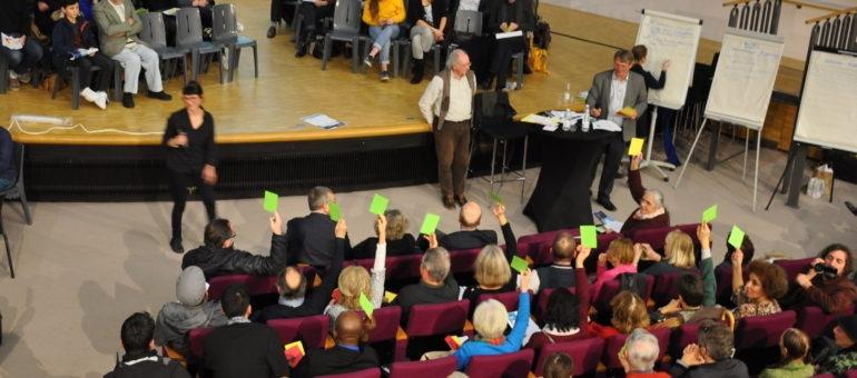 Les non-gilets jaunes alimentent le «grand débat» à Bordeaux