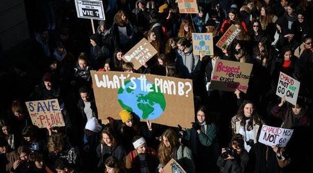 15 mars : Appel bordelais à la Grève internationale des jeunes pour le climat