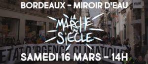 16 mars : Une marche pour un Printemps climatique et social