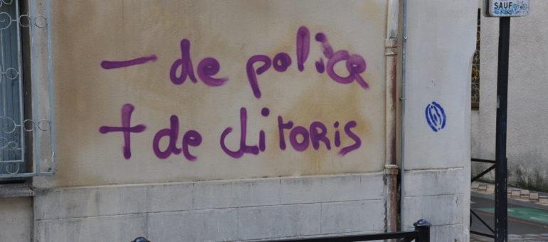 Manif du 8 mars à Bordeaux : des meufs, des keufs et des violences policières