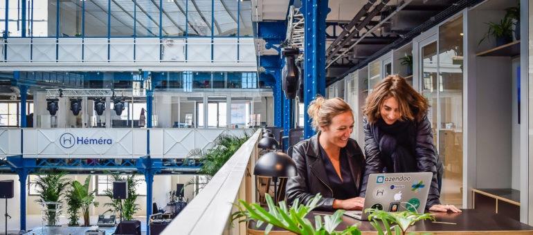 Coworking : Héméra dans l'ex-usine Marie Brizard «pour faire du jus de cerveau»