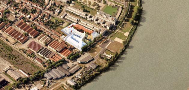L'îlot Queyries de Winy Maas, la «surprise» du chef