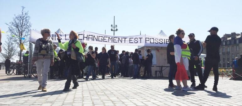 Gilets jaunes : forte mobilisation mais pas d'acte 20 «apocalyptique» à Bordeaux
