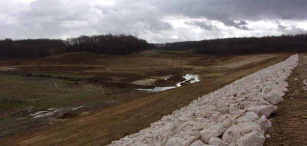 Déjà construit, le barrage de Caussade démoli au tribunal de Bordeaux
