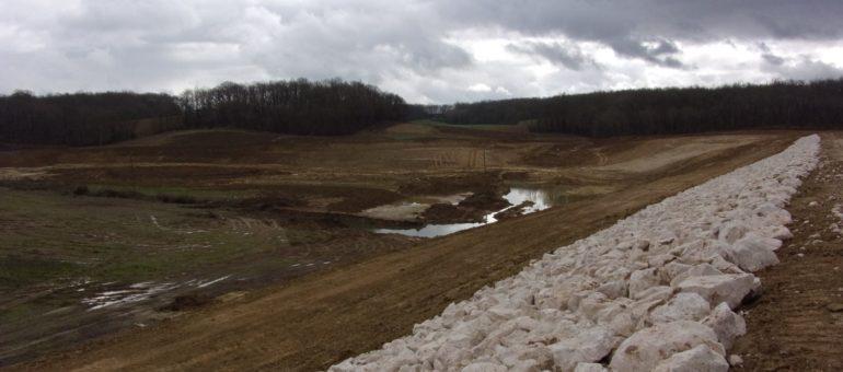 Le barrage de Caussade plus que jamais illégal