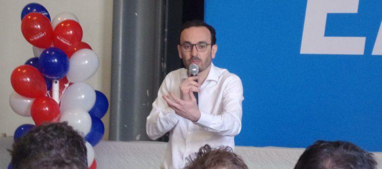 Municipales : Thomas Cazenave et En Marche à l'assaut de Bordeaux