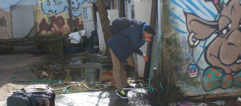 2130 personnes vivent sans accès à l'eau potable à Bordeaux Métropole