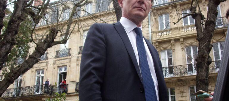 Nicolas Florian, nouveau maire de Bordeaux, un «apparratchic» type