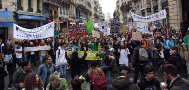 Grève pour le climat : des milliers de Bordelais ont séché pour la bonne cause