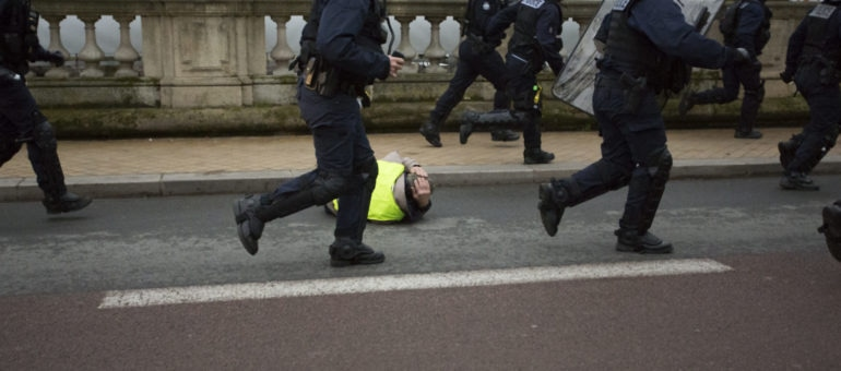 L' «effet de dissuasion» du préfet Lallement pour le maintien de l'ordre à Bordeaux