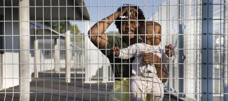 Des nourrissons enfermés en centre de rétention par la préfecture de Gironde