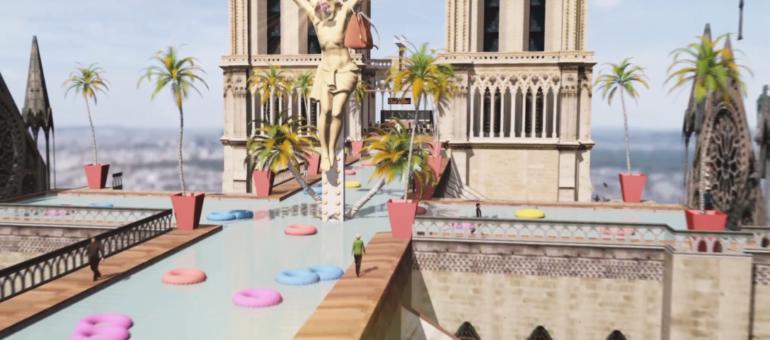 Le collectif bordelais Hotu explique «pourquoi il faut faire un don à Notre-Dame»
