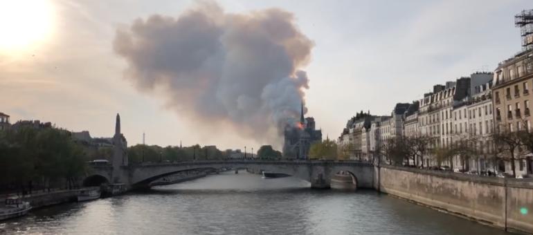 Nicolas Florian veut Bordeaux solidaire avec Notre-Dame de Paris