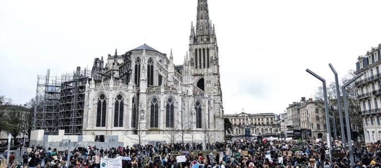24 mai : Bordeaux fera à nouveau la grève mondiale pour le climat