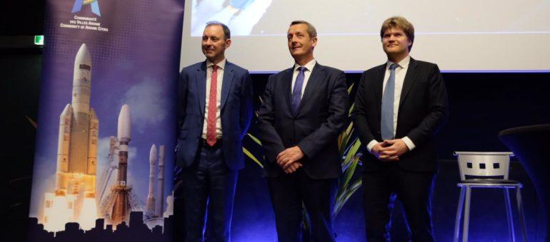 Bordeaux Métropole, étoile des Villes Ariane en 2020